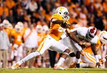 Cordarrelle Patterson of the Vols