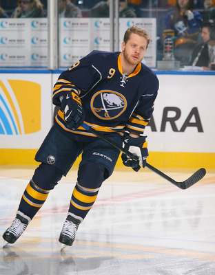The Sabres' GM finally added some toughness when he acquired Steve Ott from Dallas.