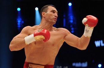 Wlad hasn't lost in nearly nine years.