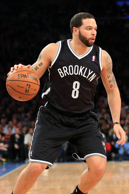 Deron Williams is shooting just 40 percent this season. What's wrong?