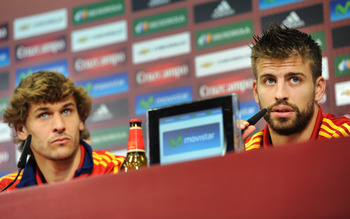 Could Fernando Llorente (left) provide much-needed firepower for holders Juventus?