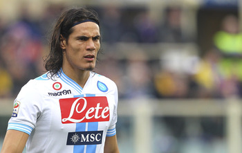 With 17 goals already this season, will anyone come in with a late bid for Edinson Cavani?