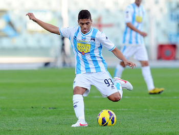 Juan Quintero has been linked with both Internazionale and Manchester United
