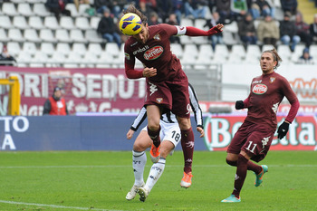 Rolando Bianchi continues to wind bag the years at mid-table Torino