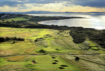Muirfield is a tough, no-frills links that will host the 2013 Open Championship.