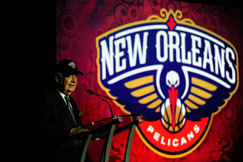 The Hornets name is up for grabs now that New Orleans will be the Pelicans next year.