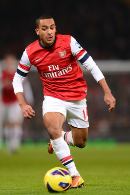 Theo Walcott's speed could prove the difference.