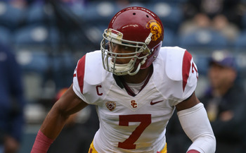 Southern California free safety T.J. McDonald