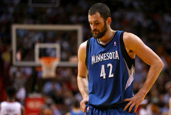 Kevin Love's hand injury could cost the Wolves a playoff spot