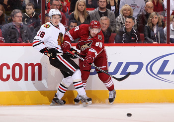 The Phoenix Coyotes Mikkel Boedker needs to fulfill his potential and be among the team leaders in scoring if the Coyotes want to replicate last season's success