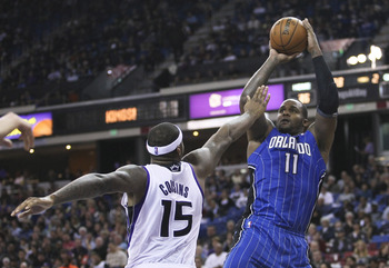 The Magic need Davis to remain healthy in the season's second half.