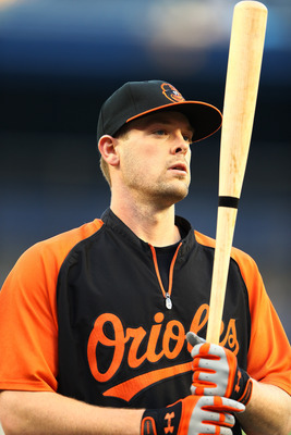 Matt Wieters appears to be headed down the same road as Carlos Santana... decent production that will never come close to living up to once-lofty expectations.