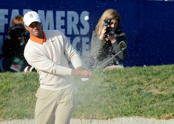 His shortest clubs may be key to Tiger Woods' season.