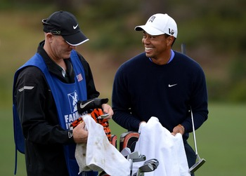 More smiles, less scowls for Tiger in 2013?