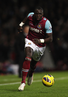 Mohamed Diame.