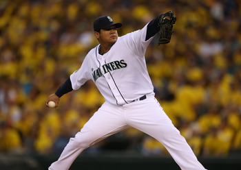 Felix Hernandez.