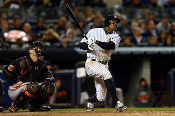 Granderson will be called upon to be a driving force with A-Rod out in 2013.