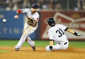Second baseman Dustin Pedroia.