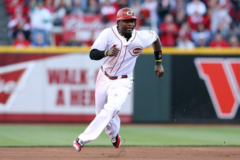 Second baseman Brandon Phillips.