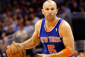 Jason Kidd has revamped his career in New York.