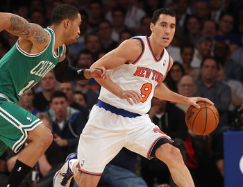 Prigioni has brought his overseas talent to the Big Apple.
