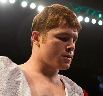 Saul Alvarez