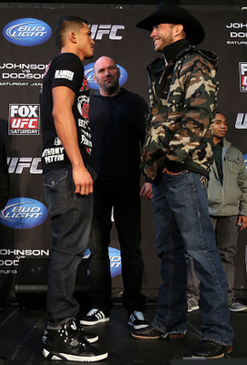Photo Credit: UFC/Zuffa