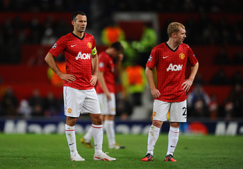 Scholes' focus elsewhere