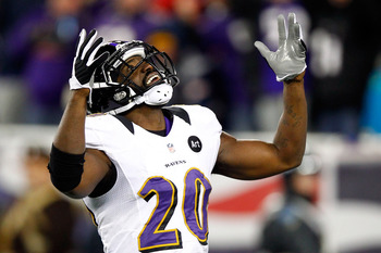 Ed Reed is looking for his first-ever Super Bowl win.