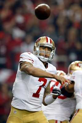 Colin Kaepernick could be the 49ers' next great quarterback.