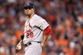Kyle Lohse would be a great fit in Milwaukee