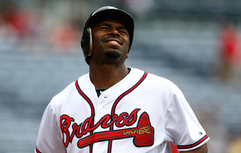 Michael Bourn...odd man out this winter