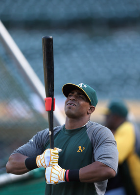 Yoenis Cespedes and the A's are looking to repeat 2012's success