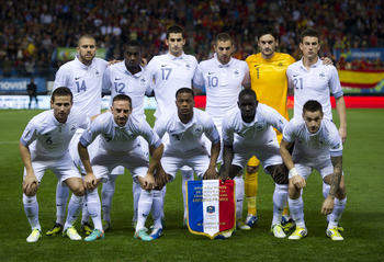 Is This Newcastle United or France's National Team?
