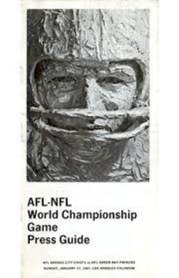 Before the Super Bowl name, there was the AFL-NFL Championship Game