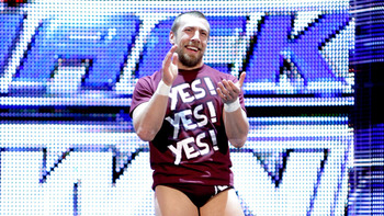 Daniel Bryan (Courtesy of WWE.com)