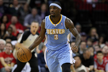 Denver Nuggets' Ty Lawson