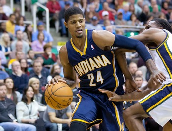 Indiana Pacers' Paul George