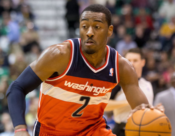 Washington Wizards' John Wall