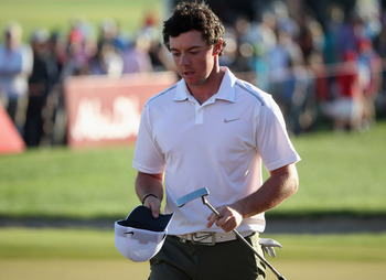 Really Rory, five weeks off after missing cut?