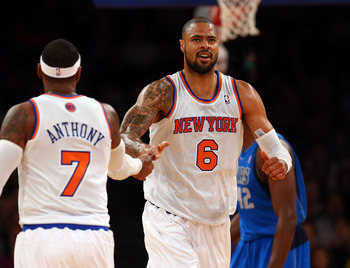 Tyson Chandler has been incredible for the Knicks