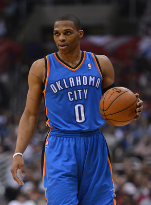Westbrook is the best sidekick in the NBA