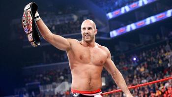 United States Champion Antonio Cesaro (Courtesy of WWE.com)
