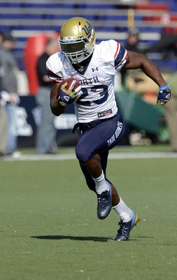 Franklin's speed makes him a mid-round option.