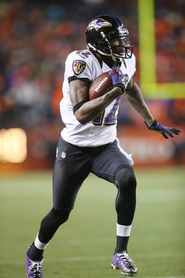 Jacoby Jones became one of the most dangerous returners in the NFL when he joined Baltimore this season.