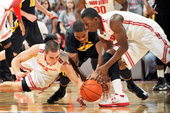Craft is tied for second in the Big Ten with two steals per game.