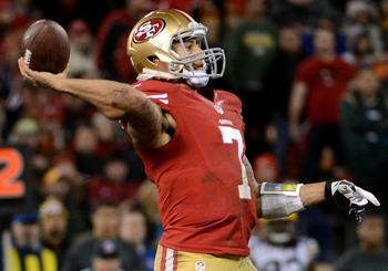 Will Greg Roman let Kaepernick play early on or keep it conservative?