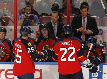 After getting destroyed by Philadelphia, the Florida Panthers are trending in the wrong direction.