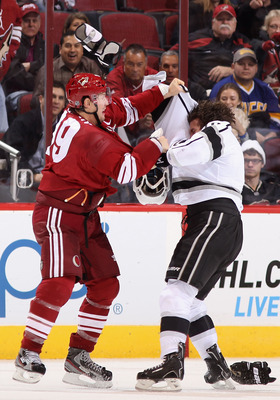 Shane Doan and his Coyotes have to be frustrated with the start to the 2013 campaign.