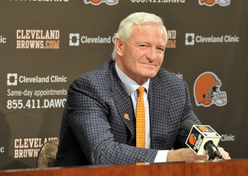 Browns owner Jimmy Haslam III